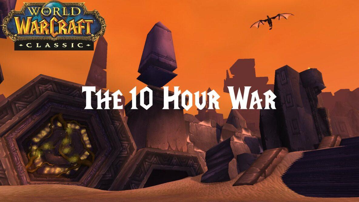 10 Hour War