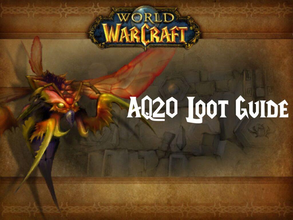 AQ20 Loot Guide