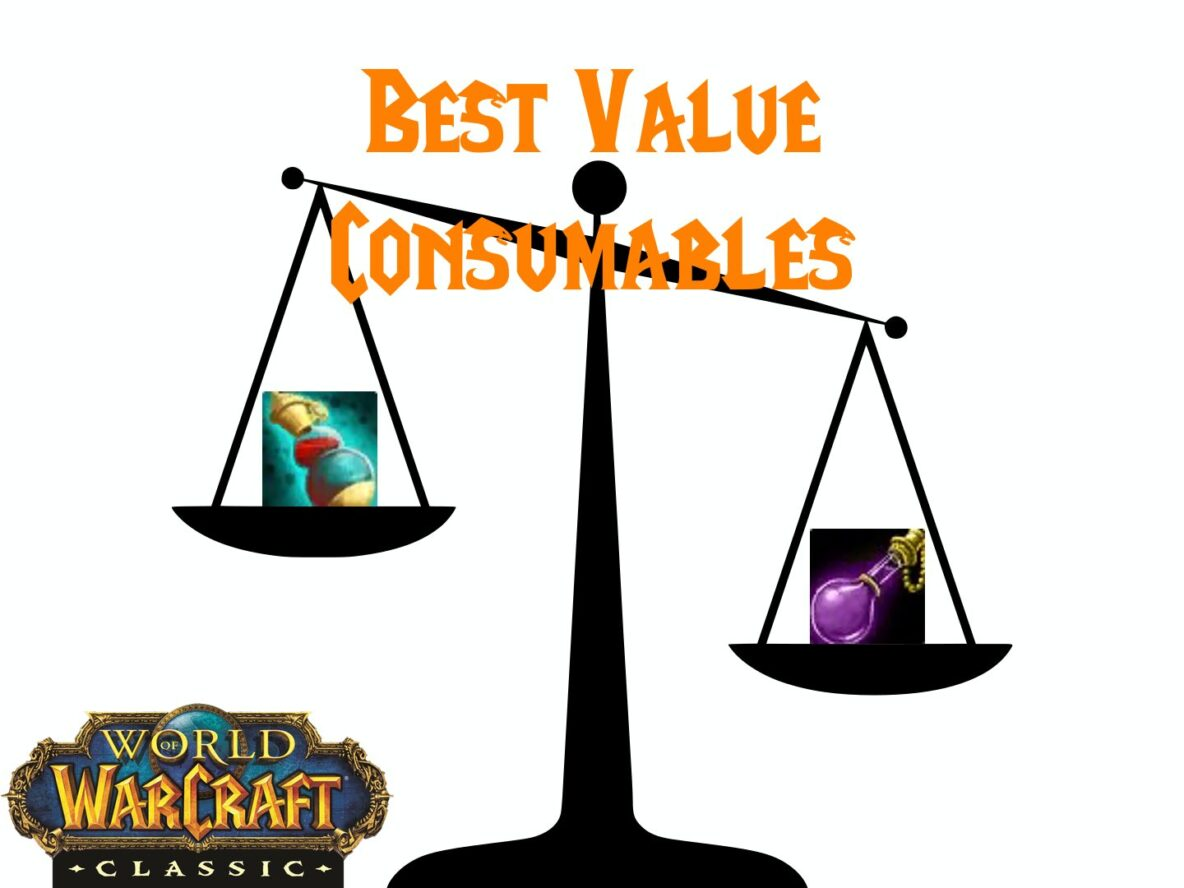 Best Value Consumables In WoW Classic
