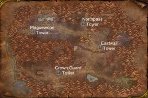 Eastern Plaguelands Towers