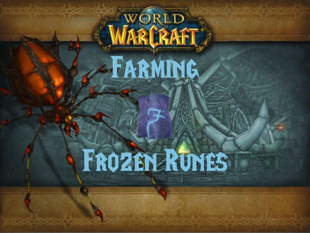 Farming Frozen Runes