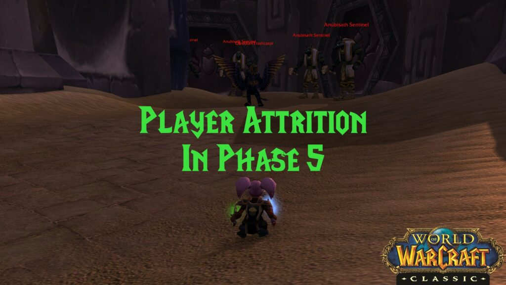 Player Attrition In Phase 5