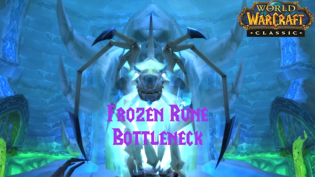 Frozen Rune Bottleneck