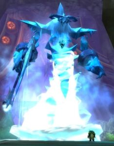 Ahune, the Frost Lord