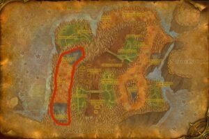 Ogri'la and the Blade's Edge Mountain's plateau