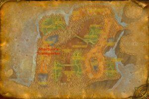 Shartuul's Transporter location